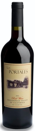 2014 Los Portales Red Wine Blend